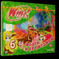 игра Winx Club 6. Флора и ее питомцы