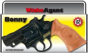 Пистолет пласт. Bonny 12-зарядный