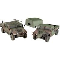 Военный автомобиль HMMWV