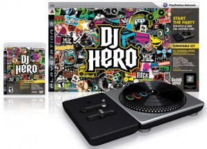 скриншот DJ Hero PS3 (+DJ пульт) #6