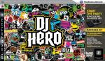 игра DJ Hero PS3 (+DJ пульт)