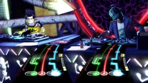 скриншот DJ Hero PS3 (+DJ пульт) #3