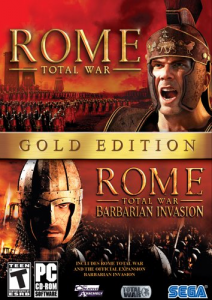 игра Rome: Total War Gold Edition