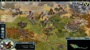 скриншот  Ключ для Civilization V. Боги и Короли #3