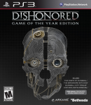 игра Dishonored Game of the Year Edition PS3