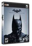 игра Batman: Arkham Origins + 3 DLC. Расширенное издание