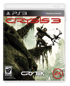 игра Crysis 3 Hunter Edition PS3