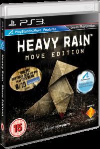 игра Heavy Rain Move Edition PS3