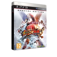 игра Street Fighter x Tekken: Special Edition PS3