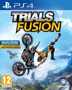 игра Trials Fusion PS4 - Русская версия