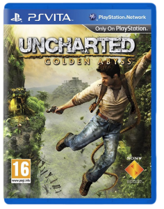 игра Uncharted: Golden Abyss PS VITA