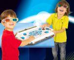 Подарок Аэрохоккей с 3D эффектом + Очки