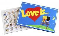 Подарок Шоколадный набор Love is Большой