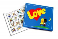 Подарок Шоколадный набор Love is Стандарт