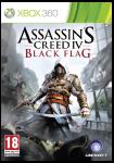 игра Assassin's Creed 4 Black Flag XBOX 360