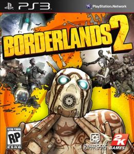 игра Borderlands 2 PS3