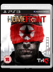 игра Homefront PS3