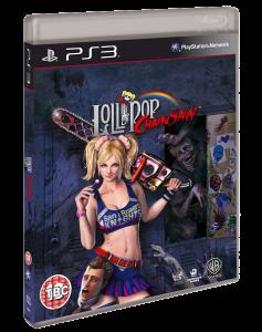 игра Lollipop Chainsaw PS3