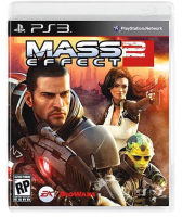 игра Mass Effect 2 PS3