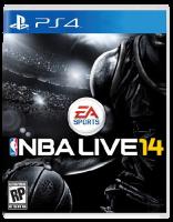 игра NBA Live 14 PS4