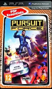 игра Pursuit Force Extreme Justice PSP