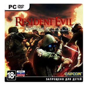 игра Resident Evil: Operation Raccoon City