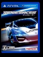 игра Ridge Racer PS Vita