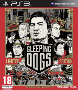 игра Sleeping Dogs Limited Edition PS3