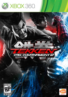 игра Tekken Tag Tournament 2 XBOX 360