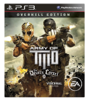игра Army of Two: The Devil's Cartel. Overkill Edition PS3