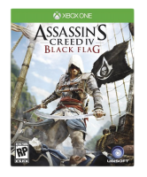 игра Assassin's Creed 4 Black Flag Xbox One - русская версия