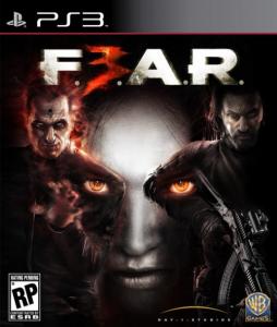 игра F.E.A.R. 3 PS3