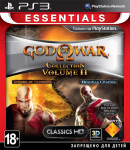 игра God of War Collection 2 PS3