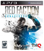 игра Red Faction: Armageddon PS3