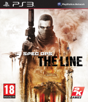 игра Spec Ops: The Line PS3