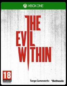 игра The Evil Within XBOX ONE