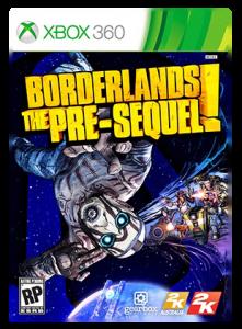игра Borderlands: The Pre Sequel XBOX 360