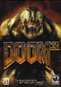 игра DOOM 3 PS3