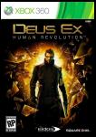 игра Deus Ex - Human Revolution Xbox 360