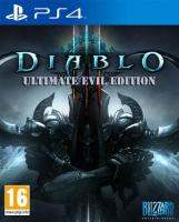 игра Diablo III Ultimate Evil Edition PS4  код на скачивание