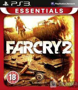 игра Far Cry 2 ESN PS3