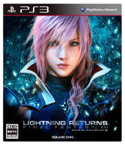 игра Lightning Returns Final Fantasy XIII PS3