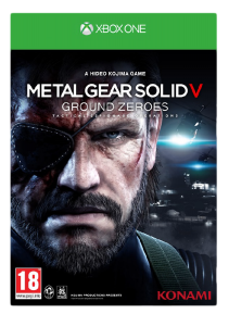 игра Metal Gear Solid V Ground Zeroes XBOX ONE