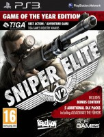 игра Sniper Elite V2. Game of The Year Edition PS3