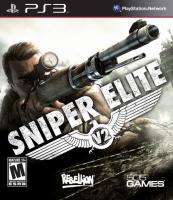 игра Sniper Elite V2 PS3