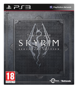 игра The Elder Scrolls 5: Skyrim. Legendary Edition PS3