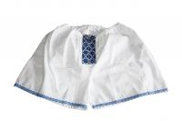 Подарок Мужские трусы - шорты Вышиванка синие