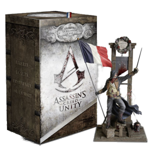 игра Assassin's Creed: Unity Guillotine Collector's Case XBOX ONE