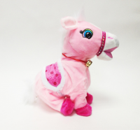 Подарок Интерактивная лошадка с датчиком звука Magic