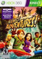 игра Kinect Adventures XBOX 360